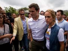 Rivera deja Venezuela sin poder ver a Leopoldo López