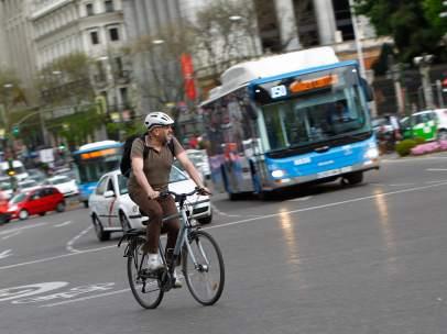 Ciclista.
