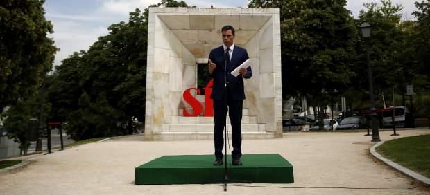 Sánchez fija 6 líneas rojas para el 26-J, entre ellas el rechazo al referéndum y a la reforma laboral