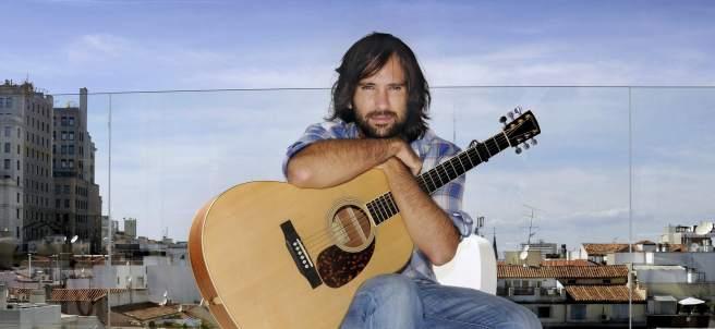 El Músico De El Canto Del Loco, David Otero, Alias El Pescao