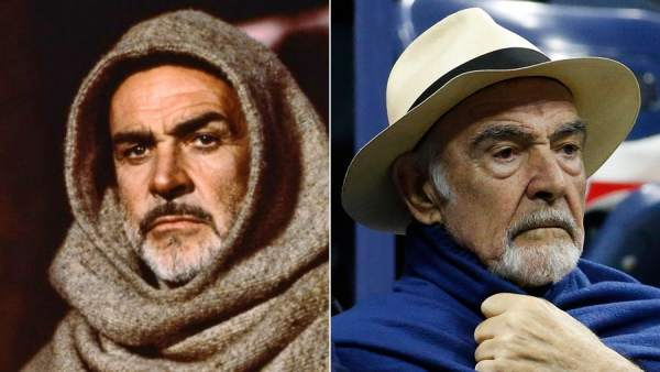 Sean Connery - Guillermo de Baskerville