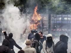 Las protestas contra la reforma laboral en Francia merman los suministros de carburantes