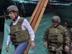 El ELN tiene en su poder a Salud Hernández