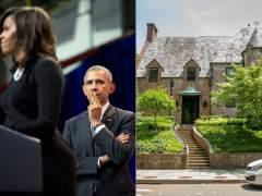 La jubilación de Obama: más de 200.000 dolares anuales y una mansión millonaria