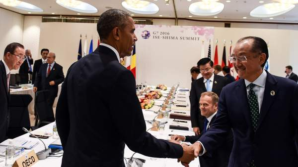 Cumbre del G7 en Japón