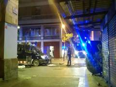 Interior tiene imágenes de los violentos de Gràcia y no descarta detenciones