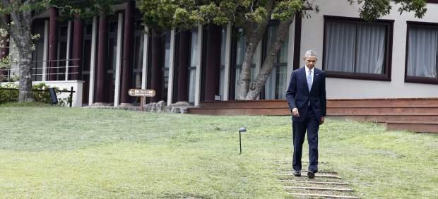 """Obama, en Hiroshima, ante los supervivientes del ataque: """"Esa bomba cambió el mundo"""""""