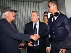 Richard Gere viaja en el avión del Real Madrid