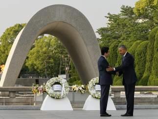 Obama en Hiroshima