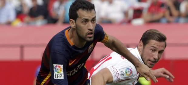 Sergio Busquets renueva con el FC Barcelona hasta 2021, con dos años más prorrogables