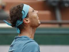 Rafa Nadal deja Roland Garros por una lesión en la muñeca