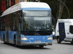 Los autobuses de Madrid alteran itinerarios este fin de semana por la final de Champions