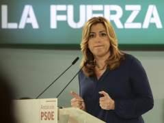 Díaz convoca a la Ejecutiva del PSOE-A a 48 horas del Comité Federal