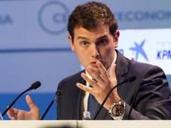 Rivera insiste en que Rajoy no puede ser presidente