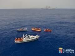 Mueren 45 inmigrantes en un nuevo naufragio
