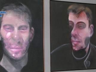 Pinturas de Bacon robadas