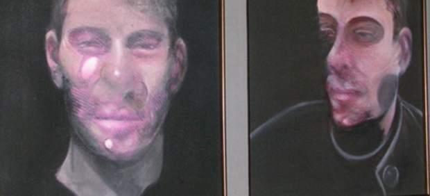 La policía recupera tres de las cinco obras de Francis Bacon que robaron en Madrid