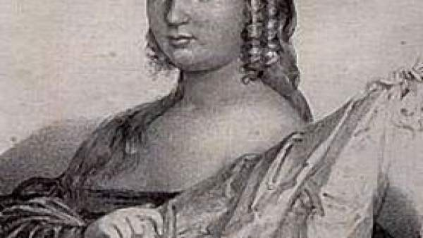 Mariana Pineda, grabado