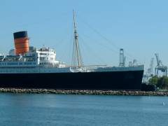 El Queen Mary de Long Beach, barco, hotel y paranormal