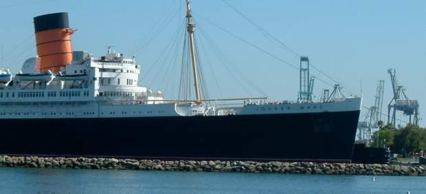 El Queen Mary de Long Beach, uno de los lugares con más actividad paranormal del mundo