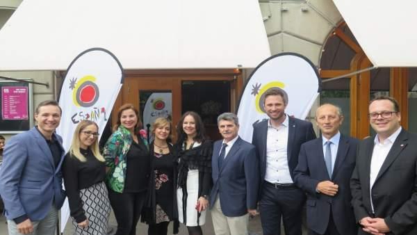 Sevilla se promociona en Zúrich
