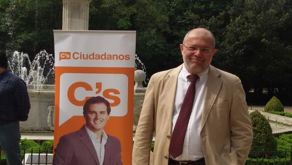 Francisco Igea,C's, acto presentación candidatos 26J