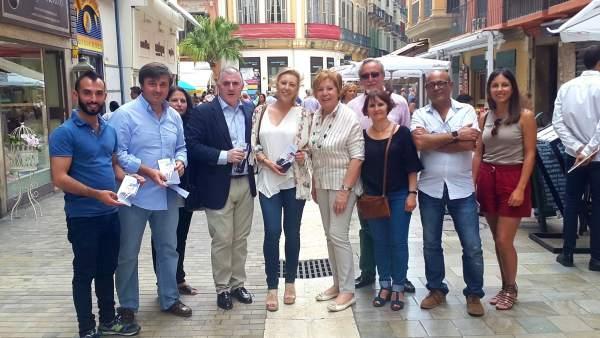 Carolina España, Villalobos, Marmolejo, PP