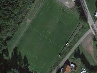 Campo de fútbol infantil