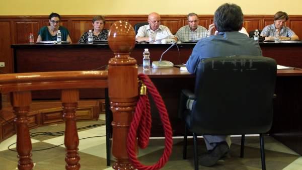 Pleno del Ayuntamiento de Atarfe (Granada)