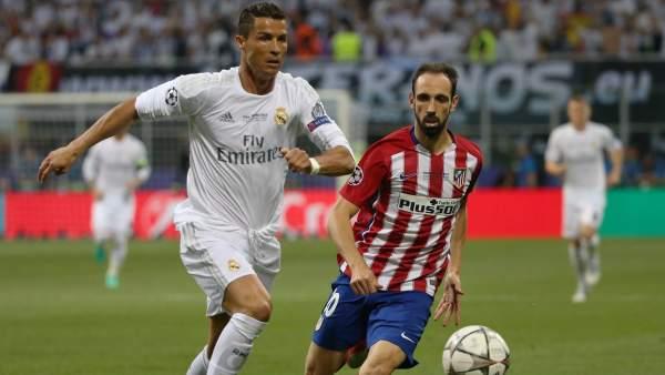 Horario y d nde televisan el real madrid vs atl tico de madrid for Televisan el madrid hoy