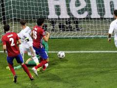 El gol Sergio Ramos: el central marcaba el 1-0 de la final