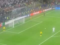 Así ha sido la tanda de penaltis que le ha dado al Madrid la Undécima