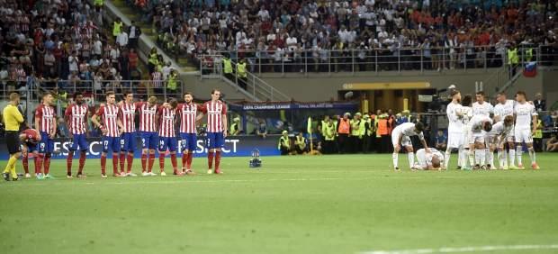 El Madrid sigue sin ganar en Milán pero se rompe la tradición del verdugo de Guardiola