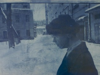 Boris Mikhaïlov  - Untitled, from the series At Dusk, 1993