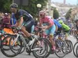 Valverde y Nibali