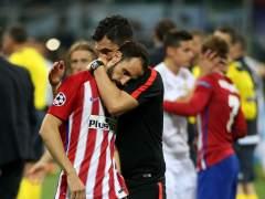 """Juanfran a la afición: """"Gabi levantará la Champions tarde o temprano"""""""