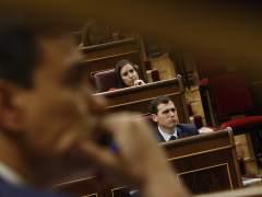 """Pedro Sánchez reitera el """"no"""" a Rajoy"""