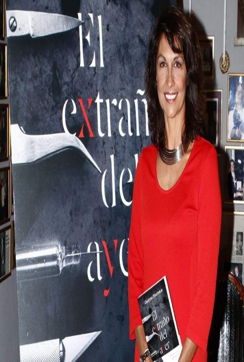 Cristina Higueras viaja a Tauste con el ciclo de ''Escritoras españolas'' de la DPZ  Ver más en: http://www.20minutos.es/noticia/2759464/0/cristina-higueras-viaja-tauste-con-ciclo-escritoras-espanolas-dpz/#xtor=AD-15&xts=467263