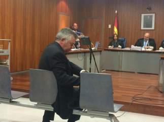 Roca en el juicio por la desaladora de Marbella