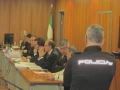 Juicio al acusado por el doble crimen de La Luz Málaga