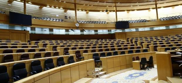 Sólo 13 senadores renuncian a la indemnización por el final de la legislatura
