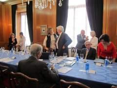 Miembros del Jurado del Princesa de Asturias de investigación Científica y técni