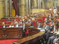 JxSí y CUP llevan al Parlament parte del proyecto de una seguridad social catalana
