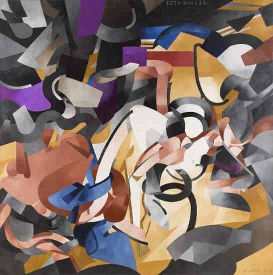 Francis Picabia, artista y 'monstruo'