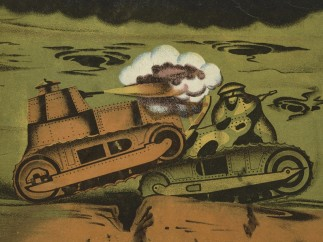 Tanks - Vladimir Tambi, 1930