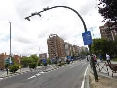 Radar de tramo de la Avenida de Córdoba