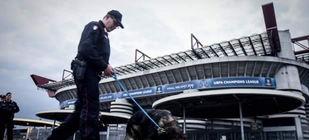 EE UU emite una alerta de viaje por el riesgo de ataques terroristas en la Eurocopa