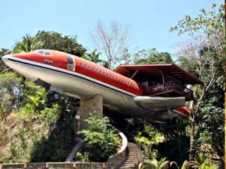 Hotel Costa Verde 727 Fuselaje (Costa Rica)
