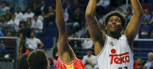 Real Madrid y Laboral Kutxa pasan a las semifinales de la ACB