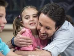 Los niños preguntan a Pablo Iglesias por qué pactó con IU